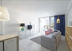 Marina Suites - Puerto Rico - Living room