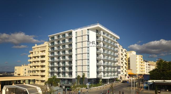 Hotel Da Rocha - Portimão - Building