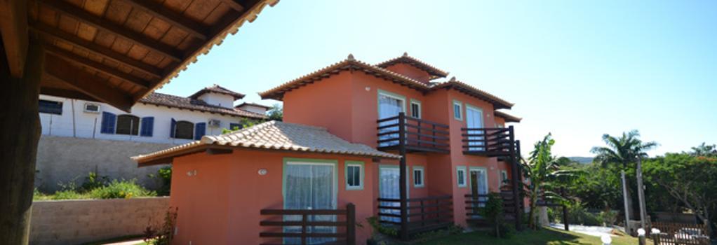 Pousada Caminho Das Aroeiras - Búzios - Building