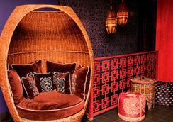 Marrakech Hotel - New York - Lobby