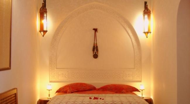 Riad Dar Alhambra - Marrakesh - Bedroom