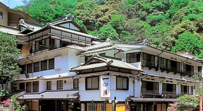 Tounosawa Ichinoyu Honkan Hotel - Hakone - Building