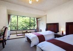 Tounosawa Quatre Saisons Hotel - Hakone - Bedroom