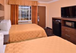 Torch Lite Inn - Santa Cruz - Bedroom