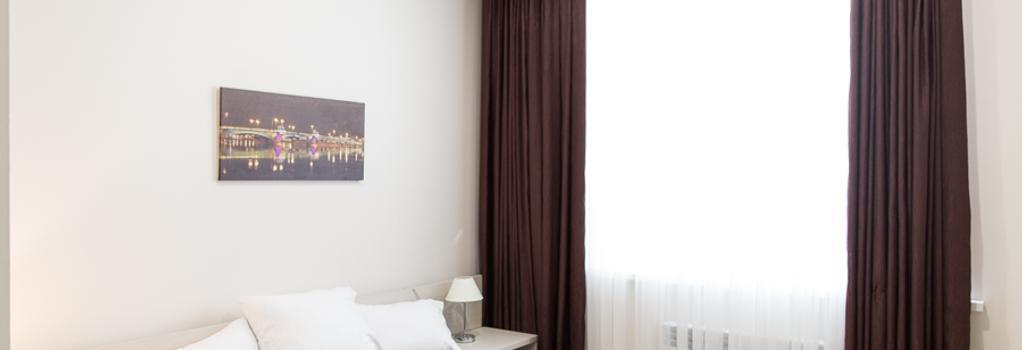 Alkor Hotel - Volgograd - Bedroom