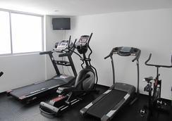 Hotel Vizcaya Real - Cali - Gym