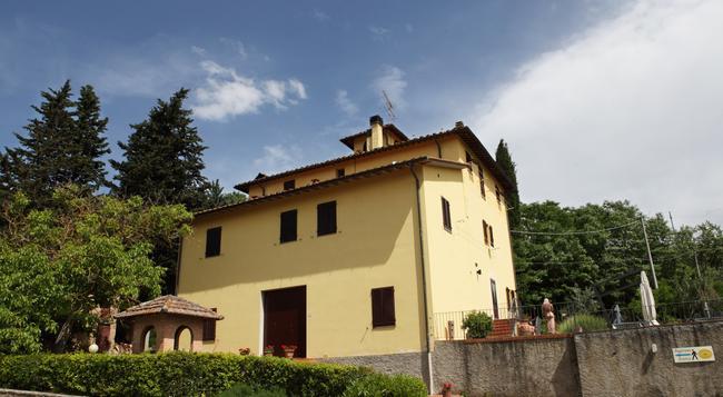 Casachianti - Certaldo - Building