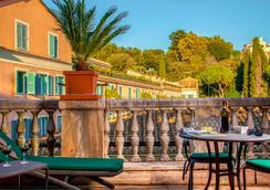 Hotel Piranesi - Rome - Balcony