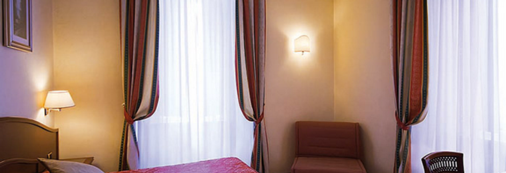Hotel Dolomiti - Rome - Bedroom