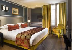 Hôtel La Belle Juliette - Paris - Bedroom