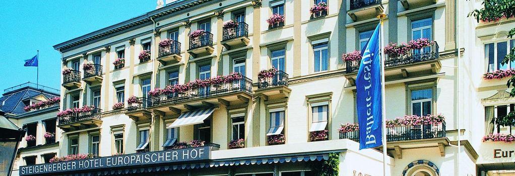 Steigenberger Europäischer Hof - Baden-Baden - Building