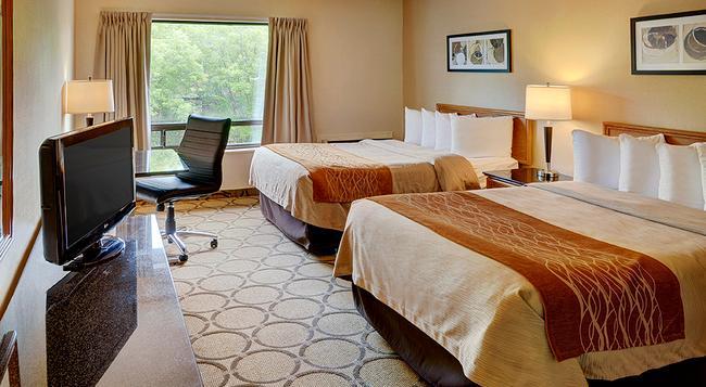 Comfort Inn Magnetic Hill - Moncton - Bedroom