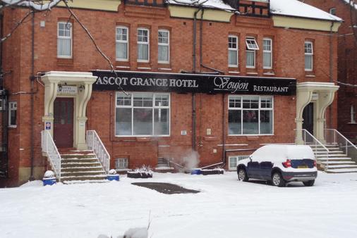 Ascot Grange Hotel - Voujon Restaurant - Leeds - Building