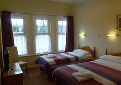 Ascot Grange Hotel - Voujon Restaurant - Leeds - Bedroom