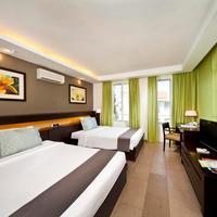 Fairways and Bluewater Newcoast Boracay Guestroom
