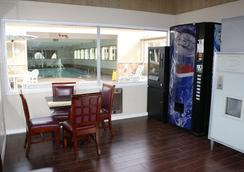 El Castell Motel - Monterey - Lobby