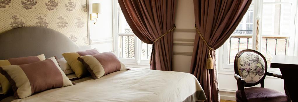 Villa Victor Louis - Bordeaux - Bedroom
