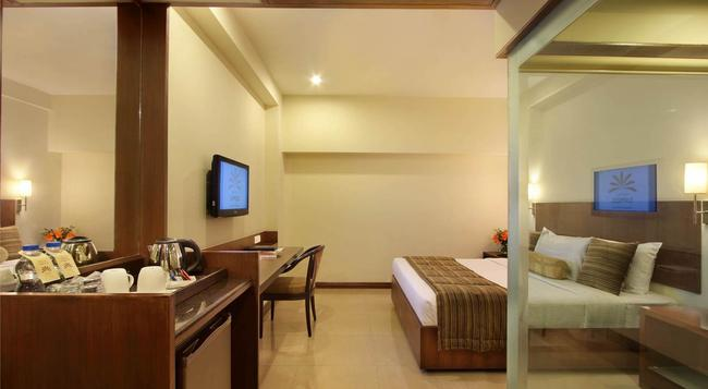 Hotel Express Residency Vadodara - Vadodara - Bedroom