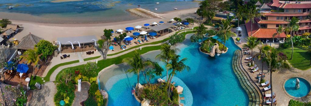 Grand Aston Bali Beach Resort - South Kuta - Pool