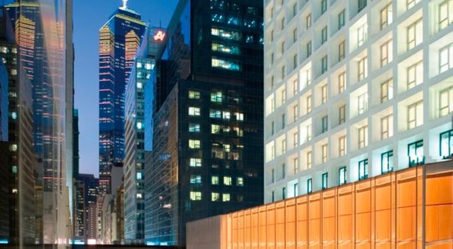 The Landmark Mandarin Oriental Hong Kong - Hong Kong - Building