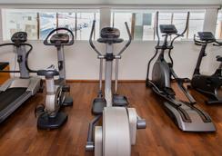 Hotel Edelweiss - Sölden - Gym