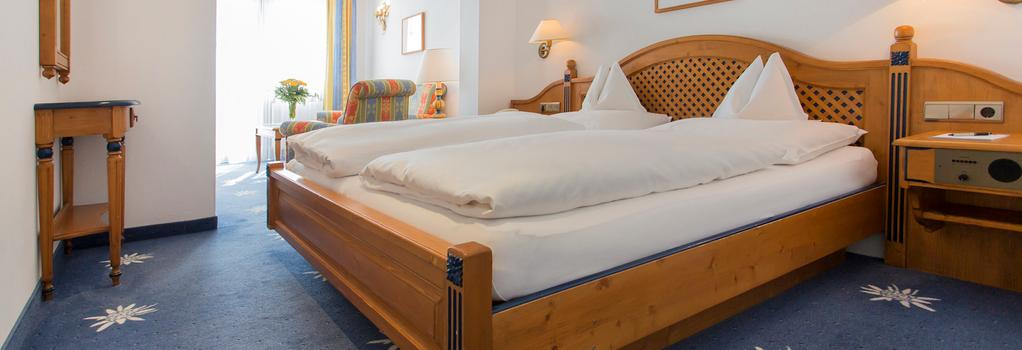 Hotel Edelweiss - Sölden - Bedroom