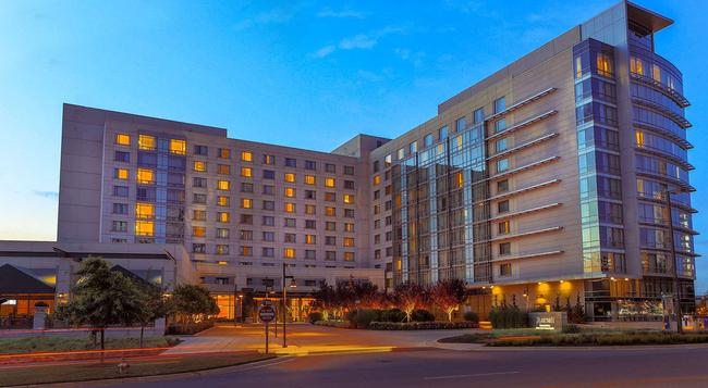 Bethesda North Marriott Hotel and Conference Center - Bethesda - Building