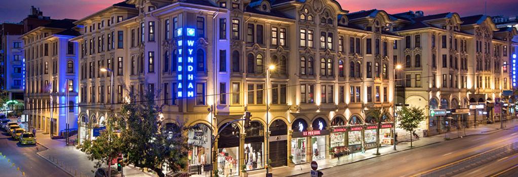 Wyndham Istanbul Old City - Istanbul - Building