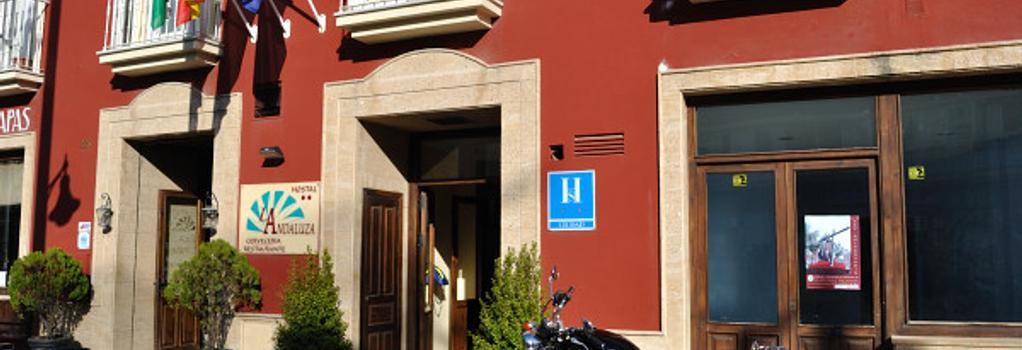 Hostal La Andaluza - San Fernando - Lobby