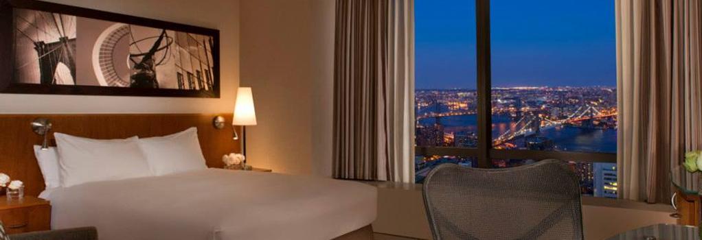 Millennium Hilton New York Downtown - New York - Bedroom