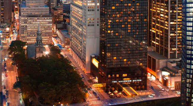 Millenium Hilton - New York - Building