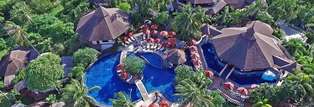 Mangosteen Resort & Ayurveda Spa - Rawai - Building