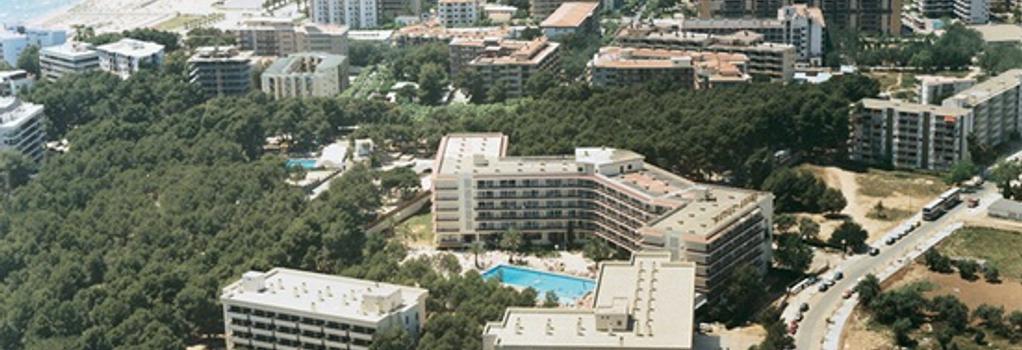 Hotel Jaime I - Salou - Building