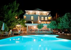 Olea Nova Hotel - Kaş - Outdoor view