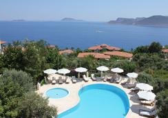 Olea Nova Hotel - Kaş - Pool