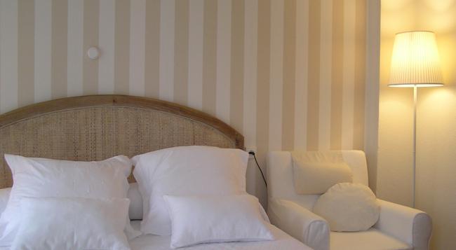 Hotel Central - Gijon - Bedroom
