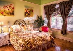 The Big Blue House - Tucson Boutique Inn - Tucson - Bedroom