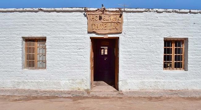 Hotel Tambillo - San Pedro de Atacama - Building