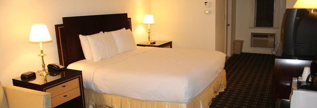 Bedford Plaza Hotel - Boston - Bedford - Bedroom