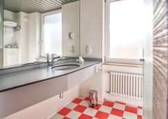Albergo Carcani - Ascona - Bathroom