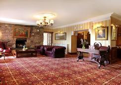Abbeyglen Castle Hotel - Clifden - Lobby