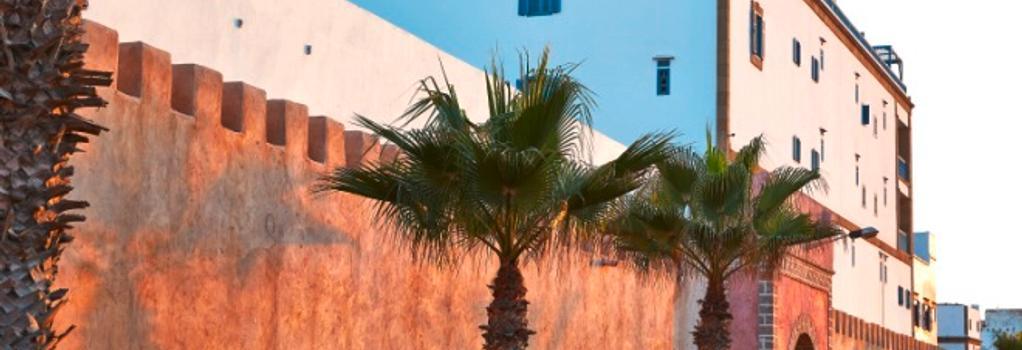 Heure Bleue Palais - Essaouira - Building