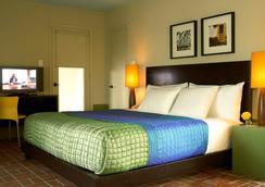 Belmont Hotel - Dallas - Bedroom