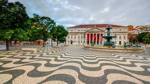 Hotel Inn Rossio - Lisbon - Location