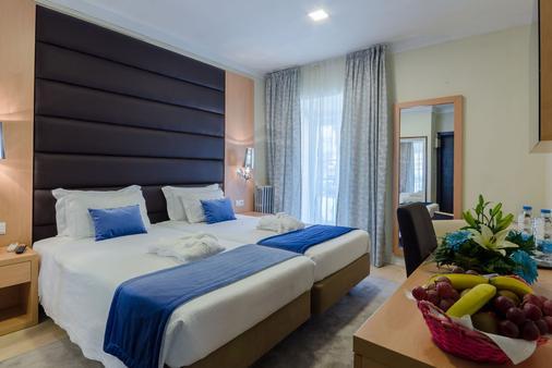 Hotel Inn Rossio - Lisbon - Bedroom