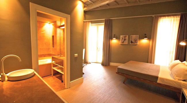 Hotel Accademia - Rome - Bedroom