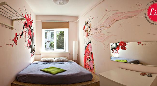 Like Hostel - Yaroslavl - Bedroom