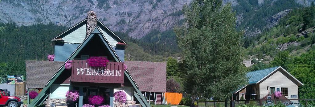 Twin Peaks Lodge & Hot Springs - Ouray - Location