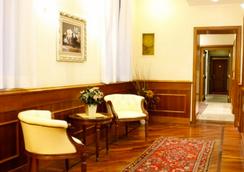 Hotel Torino - Rome - Lobby