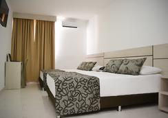 Hotel Kurakata - Valledupar - Bedroom